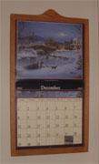 Wooden Calendar Frame plans