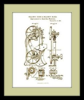 bandsaw patent